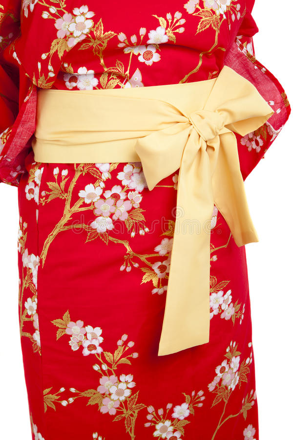 Yukata fotografía de archivo libre de regalías