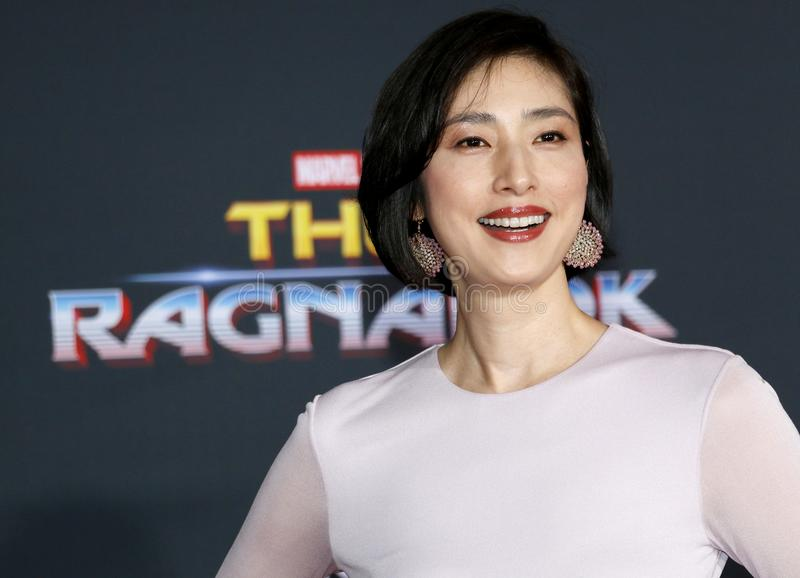 Yuki Amami imagem de stock royalty free