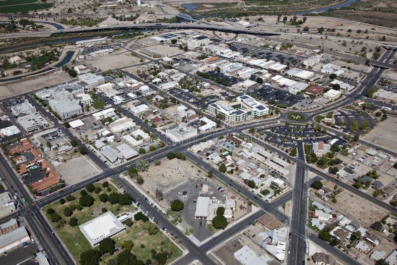 Yuma del centro Arizona fotografia stock libera da diritti