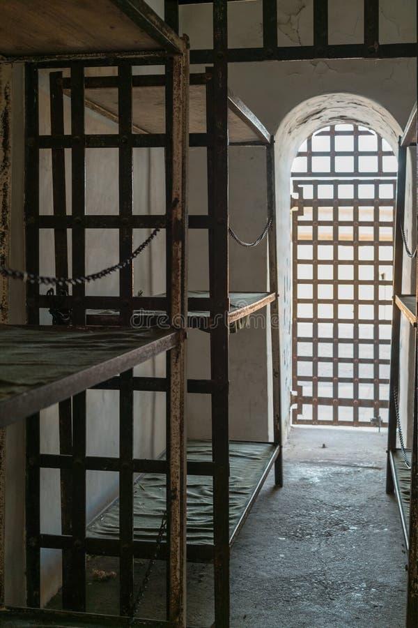 Yuma Territorial Prison foto de archivo