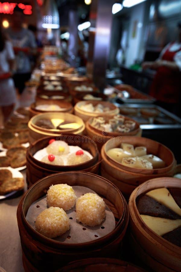 Yumcha, vário chinês fotos de stock royalty free