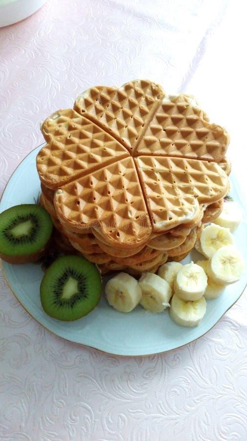 Yummy breakfast stock photos