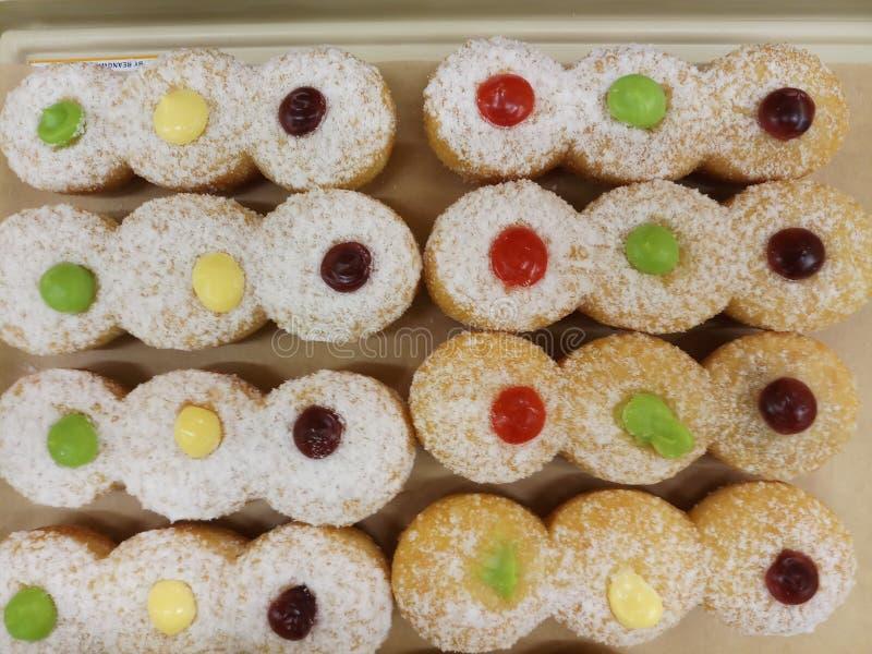 Yummy donuts στοκ εικόνα