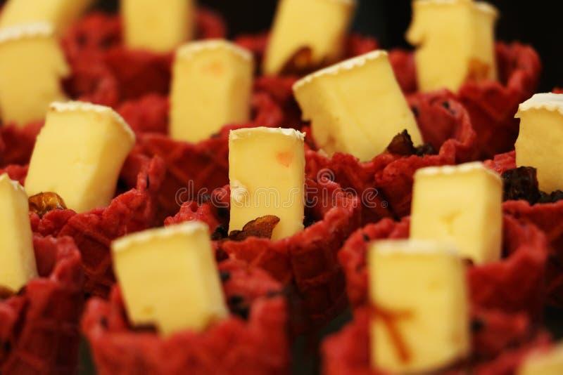 Yummy Sweet DESSERT ,Dubai,UAE on 21 July 2017 royalty free stock photo