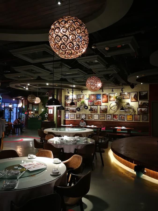 yundo muzyki restauracja zdjęcie stock
