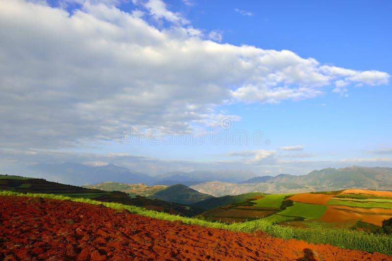 Yunnan Bajkowy zdjęcia royalty free