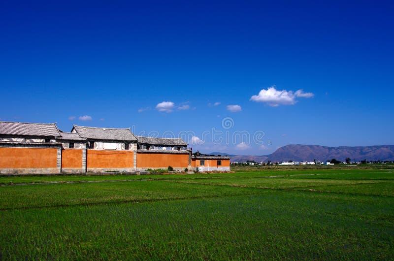Yunnan Dali arkivbild