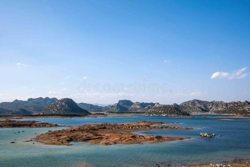 Yunnan Haifeng bagna obrazy royalty free