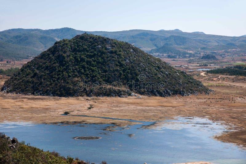 Yunnan Haifeng bagna obraz stock