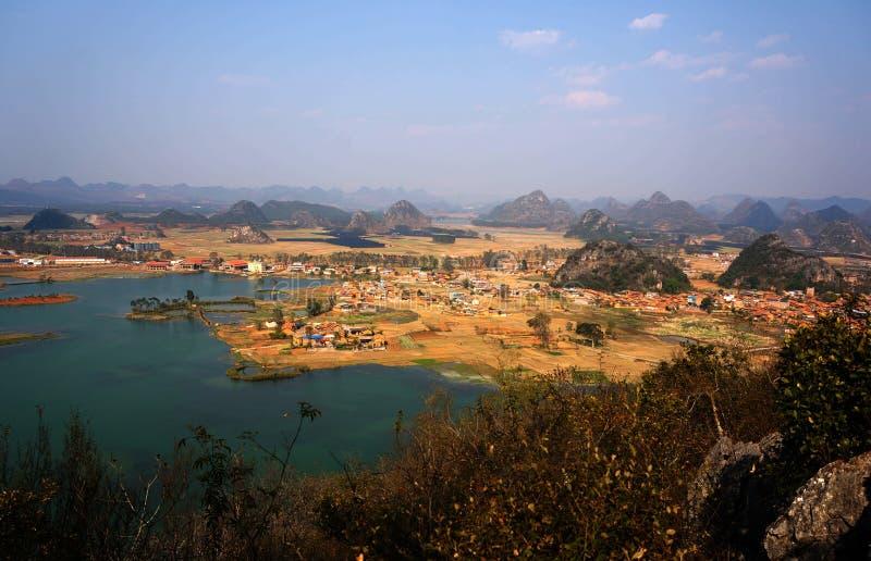 Yunnan lizenzfreie stockfotos