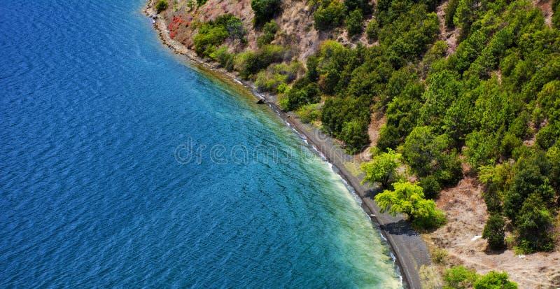 YunNan sceneryï ¼ ŒOcean και δάσος στοκ εικόνες με δικαίωμα ελεύθερης χρήσης