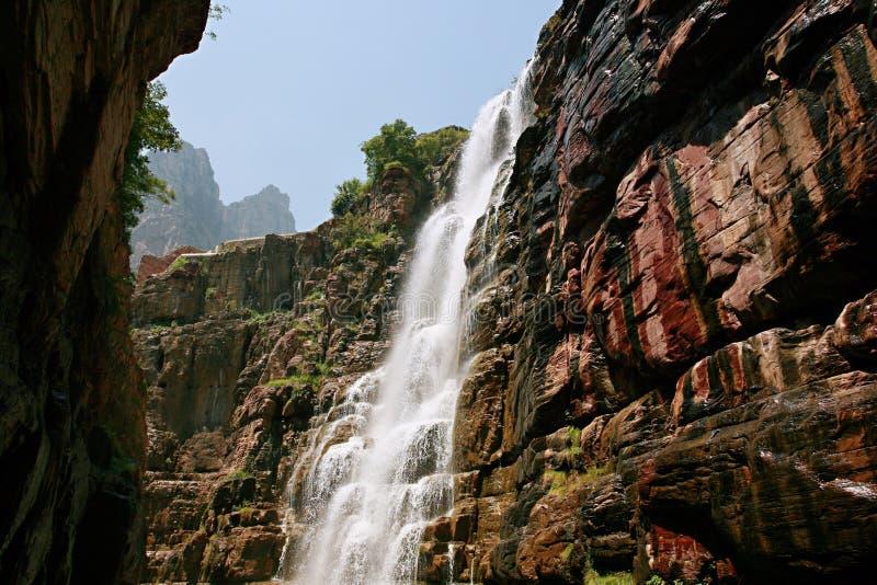 Yuntai berg fotografering för bildbyråer