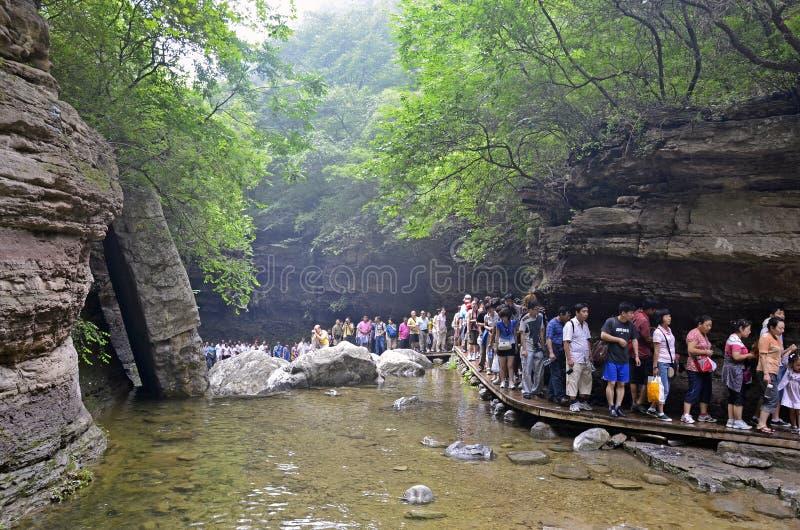 Yuntai tourism