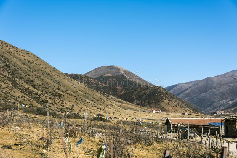 Yuquanxi village royalty free stock photos