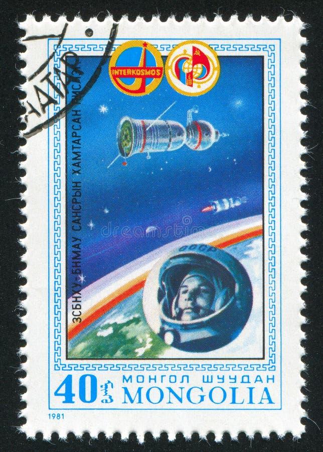 Yuri Gagarin royalty free stock photo