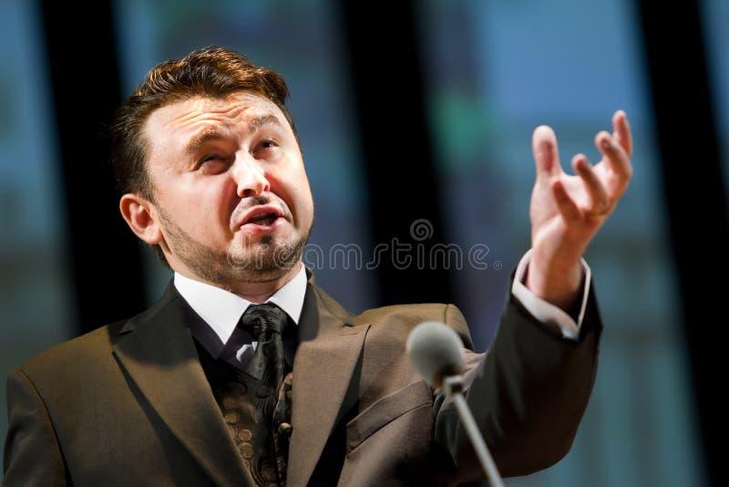 Yuriy Tsiple royalty-vrije stock afbeelding
