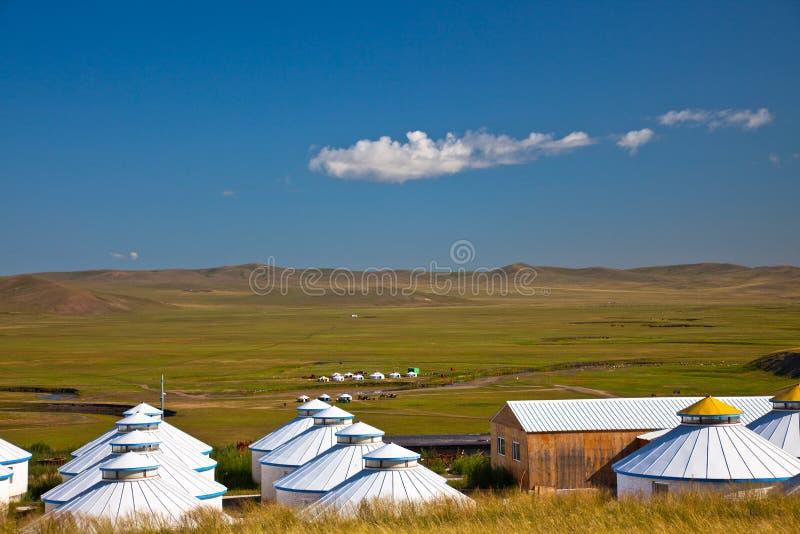 Yurt fotos de stock