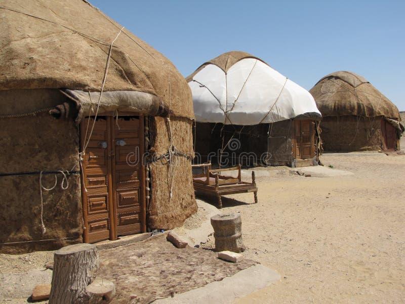Yurt immagini stock libere da diritti
