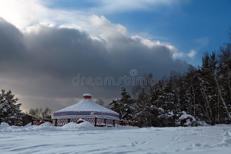 Download Yurt Stock Image - Image: 27242711