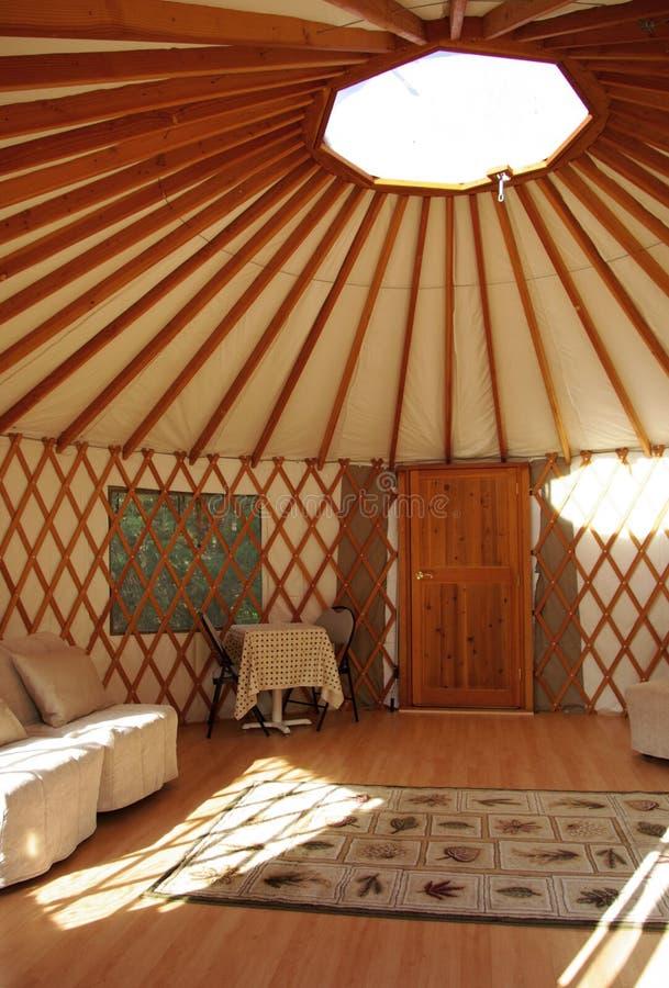 Yurt photo stock