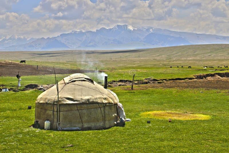 yurt immagini stock