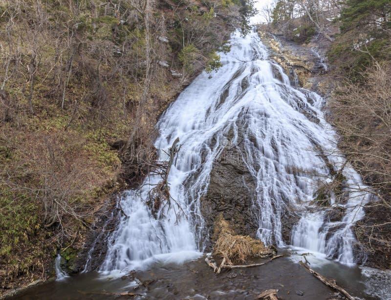 Yutaki-Wasserfall 2 lizenzfreie stockfotos