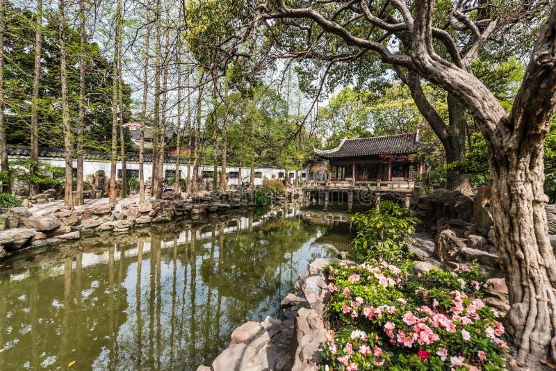 Yuyuan garden shanghai china
