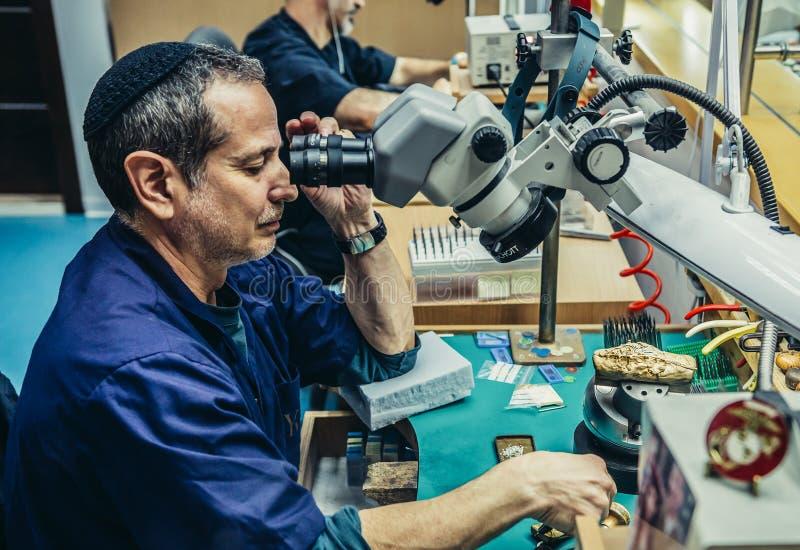 Yvel Design Center fotografia stock libera da diritti