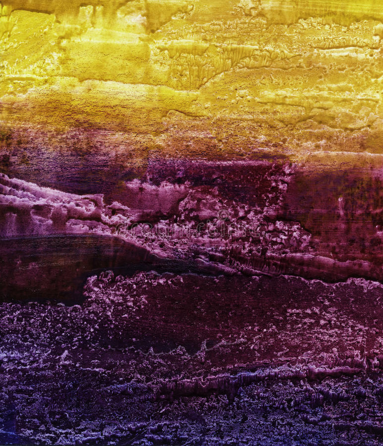 Żywa akwareli tła tekstura zdjęcie stock