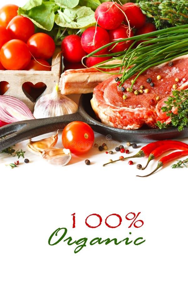 Żywność organiczna. fotografia royalty free