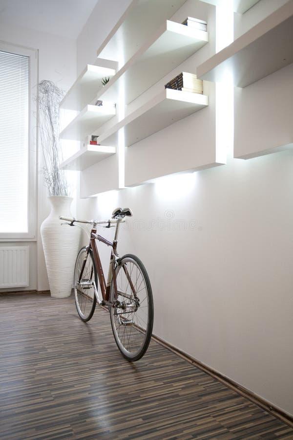 Żywy izbowy wewnętrzny projekt obrazy stock