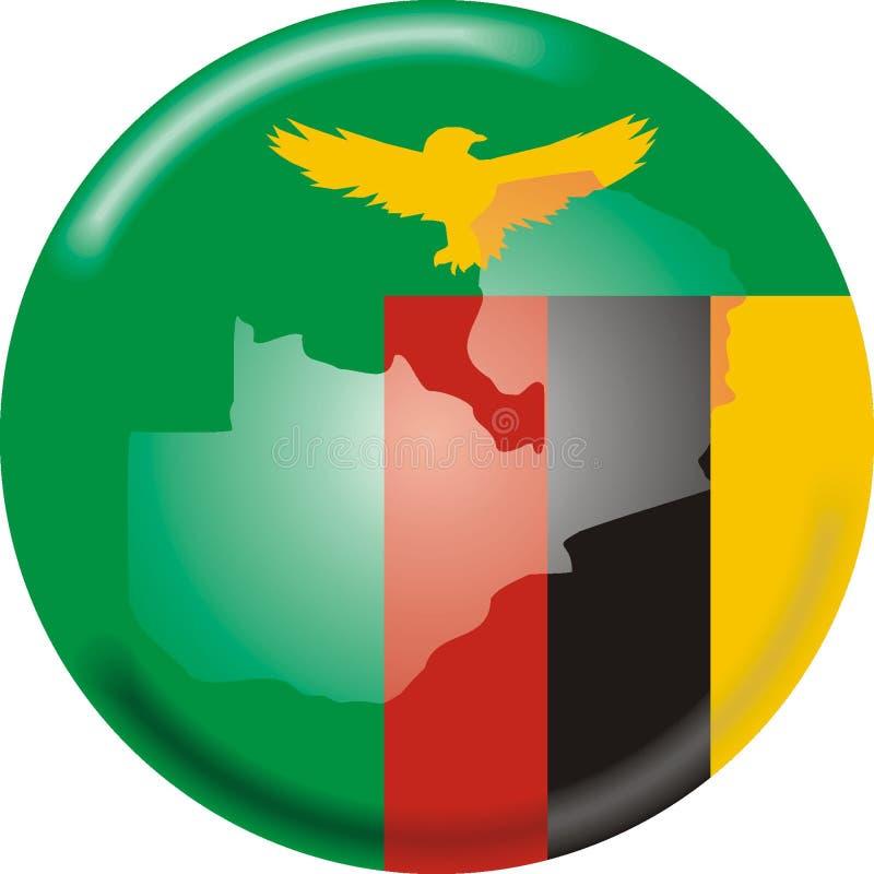 Zâmbia ilustração royalty free