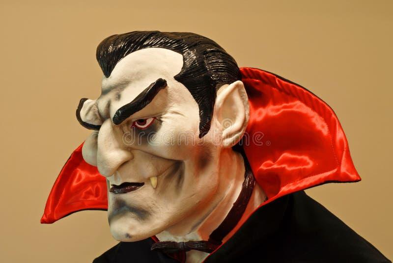 Zählimpuls Dracula lizenzfreie stockbilder