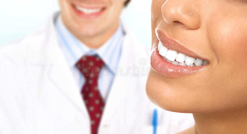 ząb kobieta zdjęcie royalty free