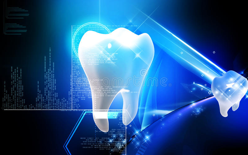 Zęby ilustracja wektor