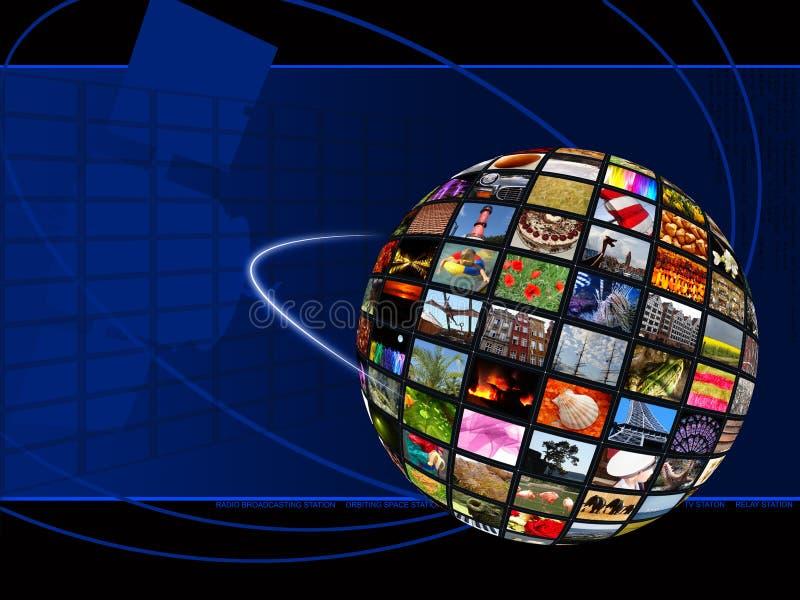złączony globalny