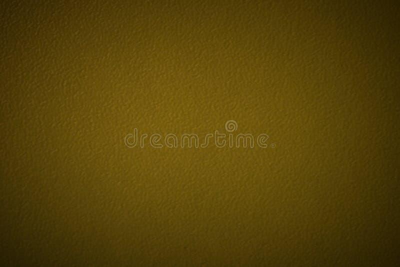 Złocista brown tło papieru rocznika tekstura obraz royalty free