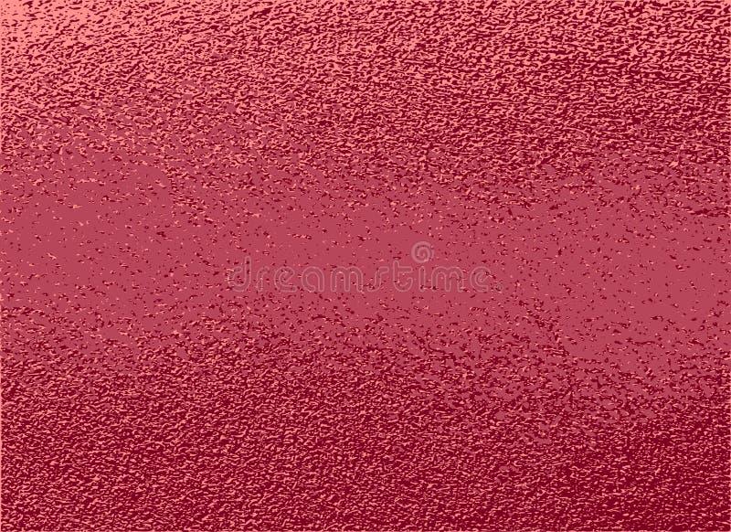 Złocista Kruszcowa glansowana tekstura Różany kwarc wzór błyszczący abstrakcjonistyczny tło Luksusowy iskrzasty tło ilustracja wektor
