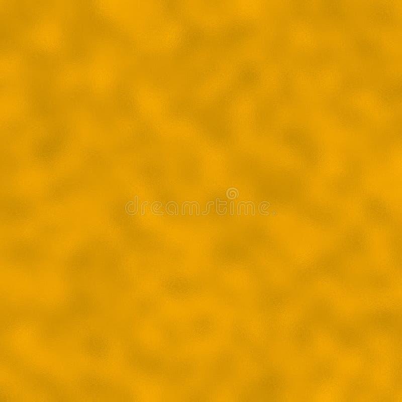 Złocistej bryłki tekstura Gęsta powierzchnia Z?ota foliowa tekstura Abstrakta papier zdjęcia stock