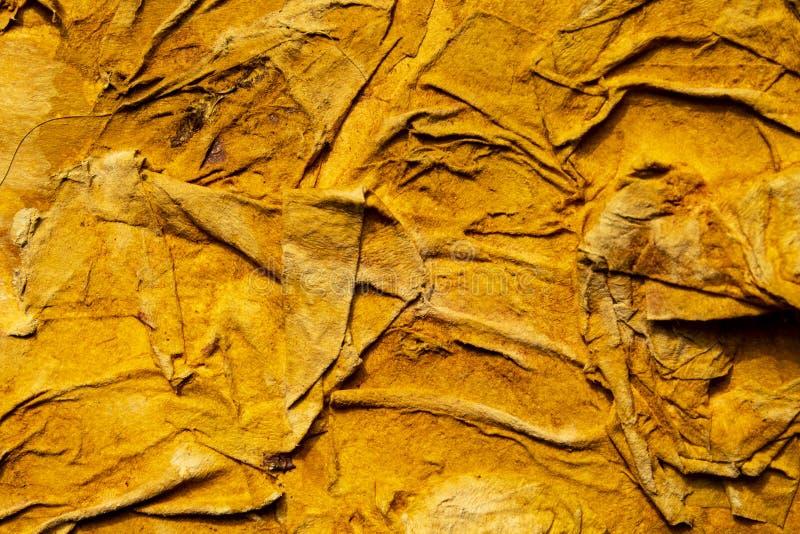 Złocisty stary rocznik tekstury tło obraz stock