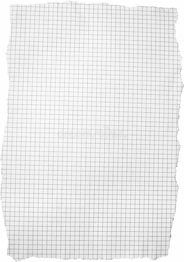 Złomowy papier zdjęcie stock
