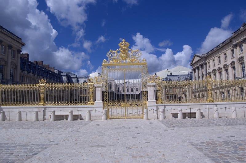 złota brama zdjęcia royalty free