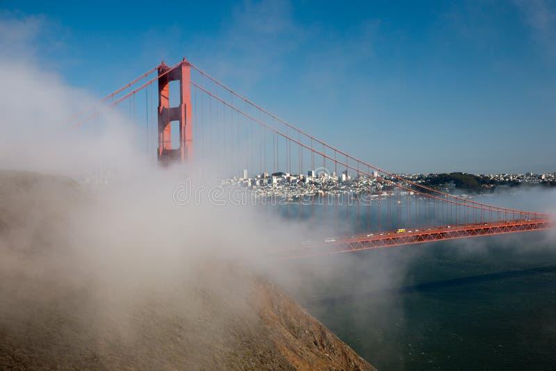 Download Złota bridżowa brama obraz stock. Obraz złożonej z gurt - 13325211