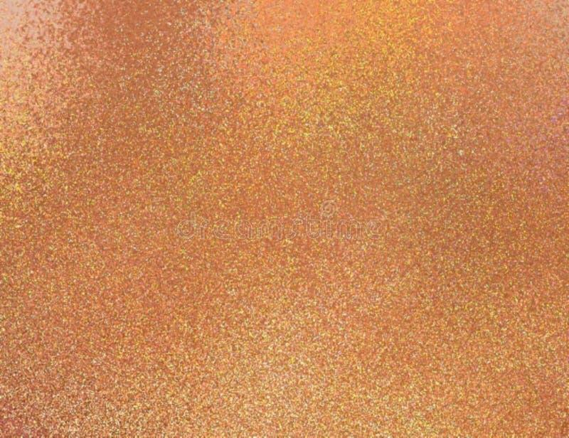 Złota piaska shimmer abstrakta tekstura royalty ilustracja