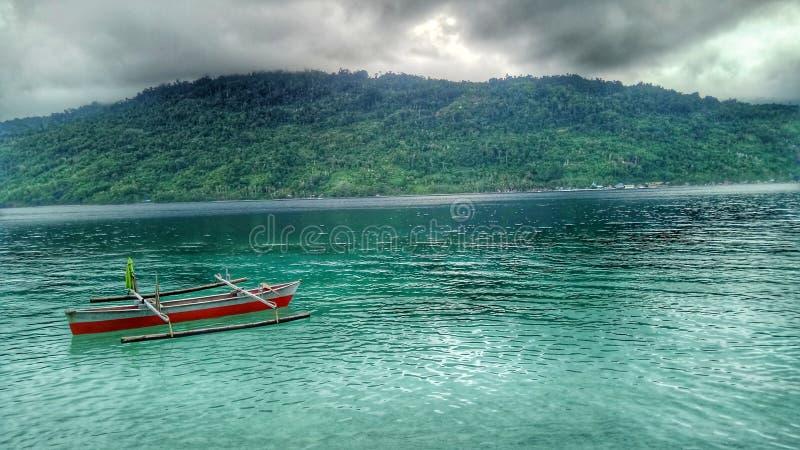 Złota wyspa zdjęcia stock