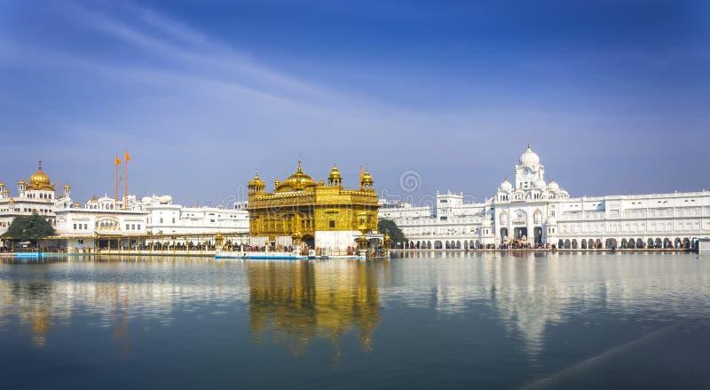 złote indu temple obrazy royalty free