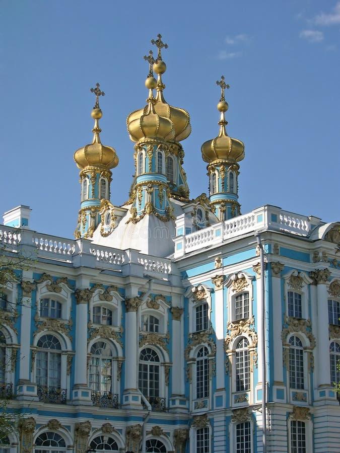złote kopuły zdjęcie stock