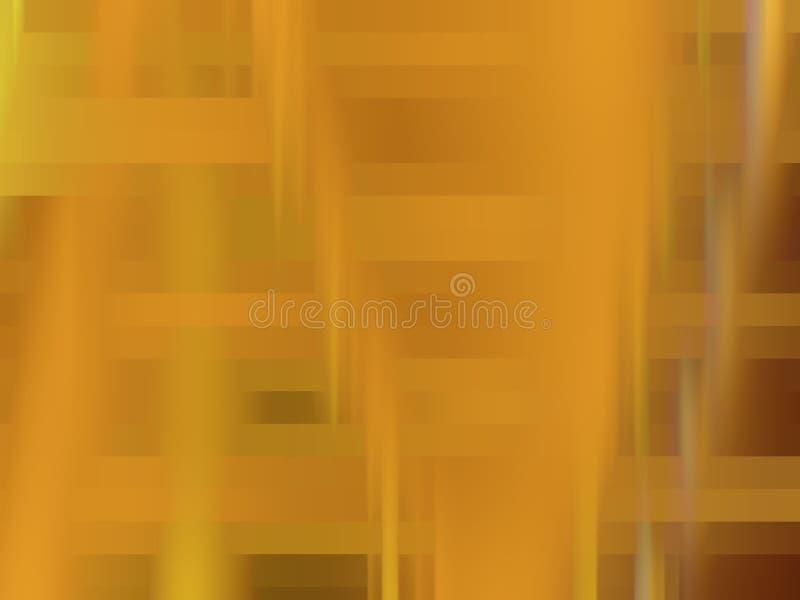 Złote linie, błyska zaświecają tło, grafika, abstrakcjonistycznego tło i teksturę, ilustracja wektor