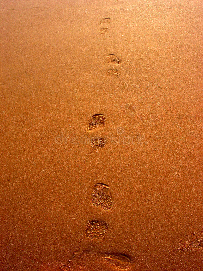 złote piaski obraz stock