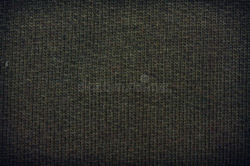 Złotego wieka tekstury bawełny kraju workowy grabije tło fotografia stock